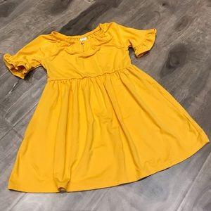 🔥HOST PICK🔥 OLD NAVY mustard yellow dress
